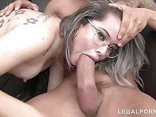 anal,group sex,creampie