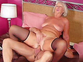 anal,stockings,old &