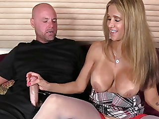 blonde,cumshot,fingering