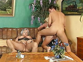 cumshot,mature,group sex