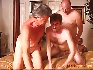 masturbation,mature,group sex