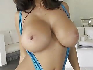 titty fucking,big tits,threesome