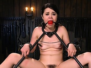bdsm,brunette,fetish