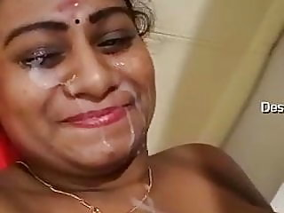 cumshot,indian,big natural tits