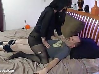 cumshot,stockings,creampie