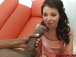 blowjob,brunette,facial