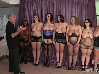 bbw,big boobs,group sex