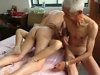 straight,asian,threesome